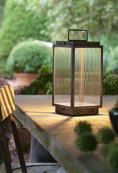 I like the cast shadows from the lantern.  Francine Gardner - Art de Vivre