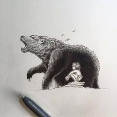 """""""The Jungle Book"""" by Sketchy Stories"""