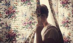 Hiding with petals - Hidden Faces in Photography