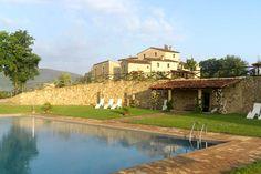Villa Ferraia, Tuscany, Italy