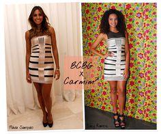Rolou muito blábláblá na blogosfera sobre o vestido da Lucy Ramos para a festa de Cordel Encantado. O modelito lindo era da Carmim, que fez um copycat da BCBG. A beleza é incontestável, mas a cópia…