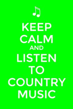 #keepcalm #country