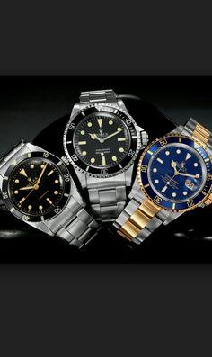 Rolex-Men's watch #timepiece #watch