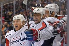 Alex Ovechkin is now tied with Luc Robitaille for the most goals in NHL history. Alex Ovechkin, Thing 1 Thing 2, Nhl, Goals, History, Historia