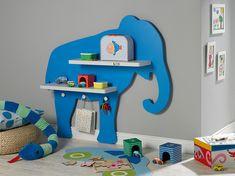 "Kinderregal ""Elefanti"" Hier geht's zur Anleitung: https://www.toom-baumarkt.de/selbermachen/kreativwerkstatt/details/4050/ #toom #Baumarkt #toomBaumarkt #toomTeam #Heimwerken #DIY"