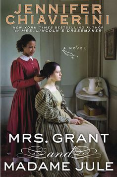 The New York Times bestselling author of Mrs. Lincoln's Dressmaker and Mrs. Lincoln's Rival imagines the inner life of Julia Grant, beloved as a Civil War general's wife and the First Lady, yet...
