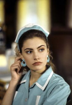 Madchen Amick as Shelly Johnson ~ Twin Peaks