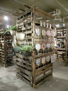 Pallet walls...coming soon to PGD! by Jbunny