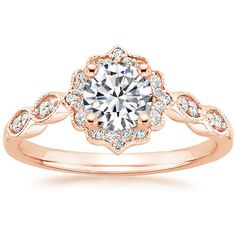 Explore our stunning diamond engagement ring settings in recycled platinum or gold. Pair your selection with a dazzling beyond conflict free diamond. Vintage Inspired Engagement Rings, Princess Cut Engagement Rings, Halo Diamond Engagement Ring, Diamond Rings, Oval Engagement, Solitaire Rings, Solitaire Diamond, Gold Rings, Gold Gold