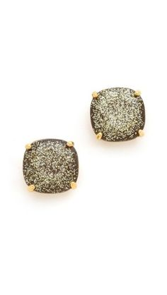 Kate Spade New York Small Square Stud Earrings | SHOPBOP