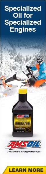 Need a high performance 2 stroke oil for your snowmobile, look for AMSOIL Interceptor. Find it here - http://shop.syntheticoilandfilter.com/motor-oil/2-stroke/interceptor-synthetic-2-stroke-oil/