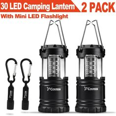 30 LED Ultra Bright Camping Lantern -- See this great product.
