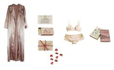 """blush"" by stardustings ❤ liked on Polyvore featuring Bath Bazaar"