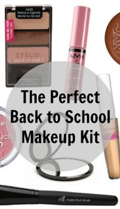perfect back to school beauty look