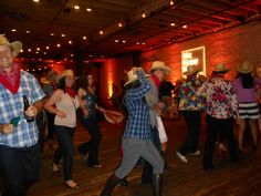 Librarians having fun line dancing! Thank you Go Dance for sending us such great instructors to McGraw-Hill Education's Customer Appreciation party during the 2015 Annual Medical Library Association conference. godancestudio.com
