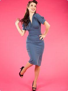 pin-up dress.