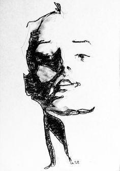 leewoodman:    Charcoal no. 96  Lee Woodman 2012
