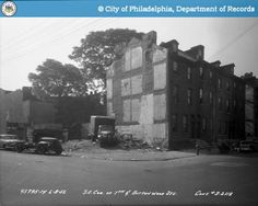 PhillyHistory.org - SE corner of 474 N 7th St & Buttonwood st