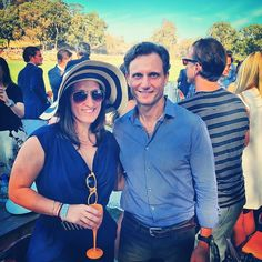 shennman's photo on Instagram Veuve Clicquot Polo Classic 2014 Somebody just got *presidential* #scandal #tonygoldwyn #vcpoloclassic