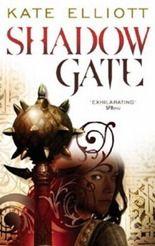 Shadow Gate by Kate Elliott - 8.5/10 - The Crossroads series is a rewarding experience.