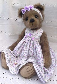 Violet by By Ellie Covell Ellie-Bears