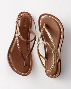 Bernardo Merit Thong Sandals