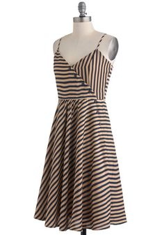 Brunch by the Bay Dress, #ModCloth