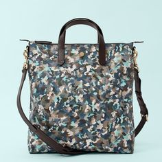Fancy - Nordic Camo M/S Shopper by Mismo
