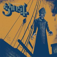 """Ghost B.C. - If You Have Ghost EP on 12"""" Vinyl"""