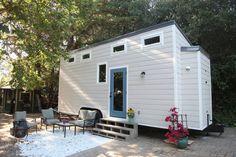 Dream Big Dwell Small tiny house