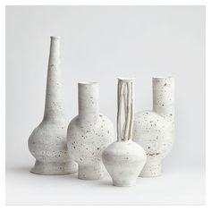 Snake Ranch | styletaboo:   Matthias Kaiser - White ceramic