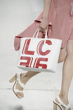 The Best Shoes, Bags, and Baubles on the 2015 Runways -- Lacoste Spring 2015