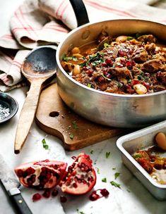 Vår favoritlammgryta med smak av kanel och apelsin är underbar höstmat. Foto Matilda Lindeblad. http://www.lantliv.com/mat-vin/syditaliensk-lammgryta/