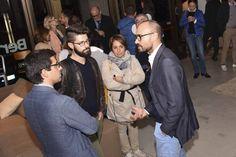 """Il team di Brianza che Nutre alla presentazione del libro di Marco Bettiol """"Raccontare il Made in Italy"""" #BertoPresenta"""