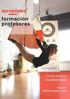 """""""COMENZANDO! AERO® BARCELONA 2015 ESTE FIN DE SEMANA!. con @[1239492590:2048:Rafael Martínez], creador del método @[299286380099356:274:Aero Pilates International], Pilates Aéreo©  Yoga Aéreo©  @[121538201198085:274:Aero yoga])Fitness Aéreo©:""""Rafael Martinez ha formado a los primeros profesores de Pilates Aéreo en Europa""""Unica formación avalada por  ANPAP Asociación Nacional de Pilates Aéreo AeroPIlates® ·Barcelona: 15-19 Marzo, Ultimas plazas!·Madrid: 7-14 Junio 2015 Ultimas plazas!MAS INFO…"""