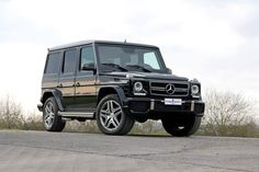 Mercedes-Benz G63 AMG Poseidon Is Angry, Fast And BloodThirsty