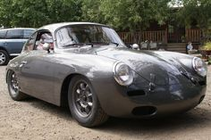 1964 Porsche 356 Emory Outlaw. 200hp Fuel Injected 914 motor, mechanical sunroof added, rollbar, fuel cell, Minilite Wheels, plexi windows, 911RS Seats, etc.