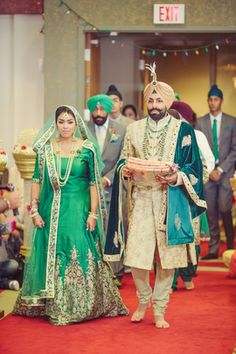 Colors & Crafts Boutique™ offers unique apparel and jewelry to women who value versatility, style and comfort. For inquiries: Call/Text/Whatsapp Sikh Wedding Dress, Wedding Sherwani, Indian Wedding Outfits, Bridal Outfits, Indian Outfits, Indian Weddings, Mens Sherwani, Sherwani Groom, Indian Clothes
