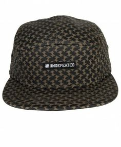 697be5c5da7 Undefeated - Shemagh 5 Panel Camp Cap -  26