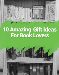 Here are 10 amazing gift ideas for book lovers that are sure to be memorable: Bookish Mugs Personalised mugs are great, but bookish mugs are better! Bookish mugs come in different shapes and sizes,…