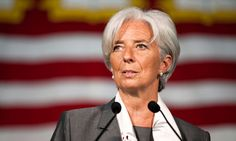 Christine Lagarde, scourge of tax evaders, pays no tax | Business | theguardian.com   IMF managing director Christine Lagarde. Photograph: Dominick Reuter/Reuters