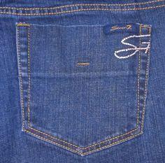 7 Seven Womens Mid Rise Boot Cut Medium - Dark Wash #Denim #Jeans #PlusSize 18 $27.38 #DesignerJeans #BBW #LoveMyCurves #CurvyWomen