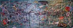 Pintura de Mangel Gatti  colección 2010