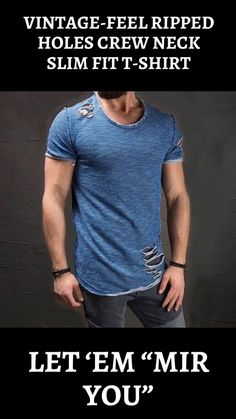 59d22f458393 The 177 best Muscle Fit T-shirt for Men images on Pinterest in 2019 ...