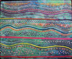 Quilting: Stupendous Stitching
