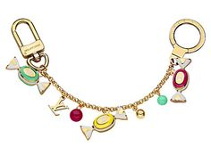 Louis Vuitton Jewelry: charm bracelet