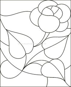 Zentangle template
