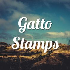 Browse unique items from GattoStamps on Etsy, a global marketplace of handmade, vintage and creative goods.