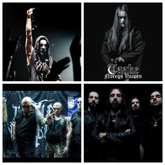 In the old times metal music and its subgenres were seen as a strange, horrible, malefic, satanists and so on. In that modern time the situation is different…no sorry is not different.
