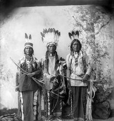 Garfield 06 - Pouche Te Foya, James Garfield Velarde, Sanchez - Jicarilla Apache - circa 1908